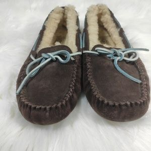 UGG moccasins slippers